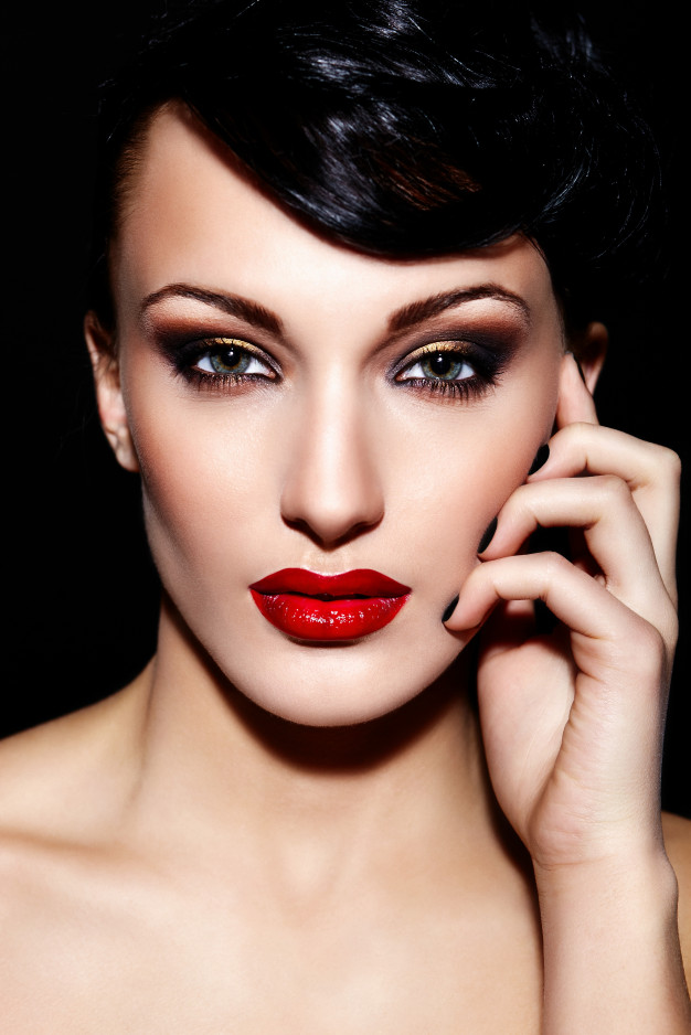 How to wear a perfect red lip
