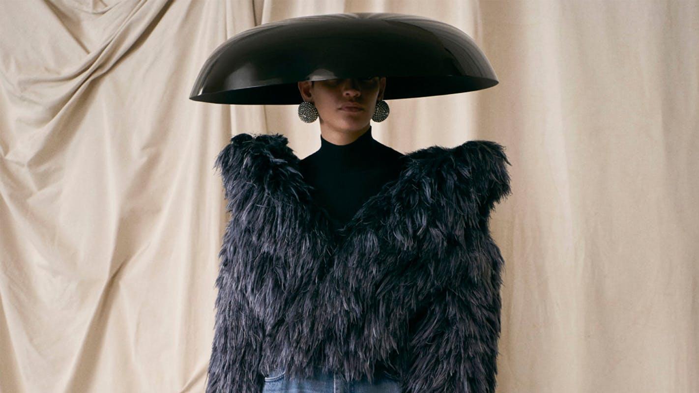 Genderless Bride: Balenciaga's Genius