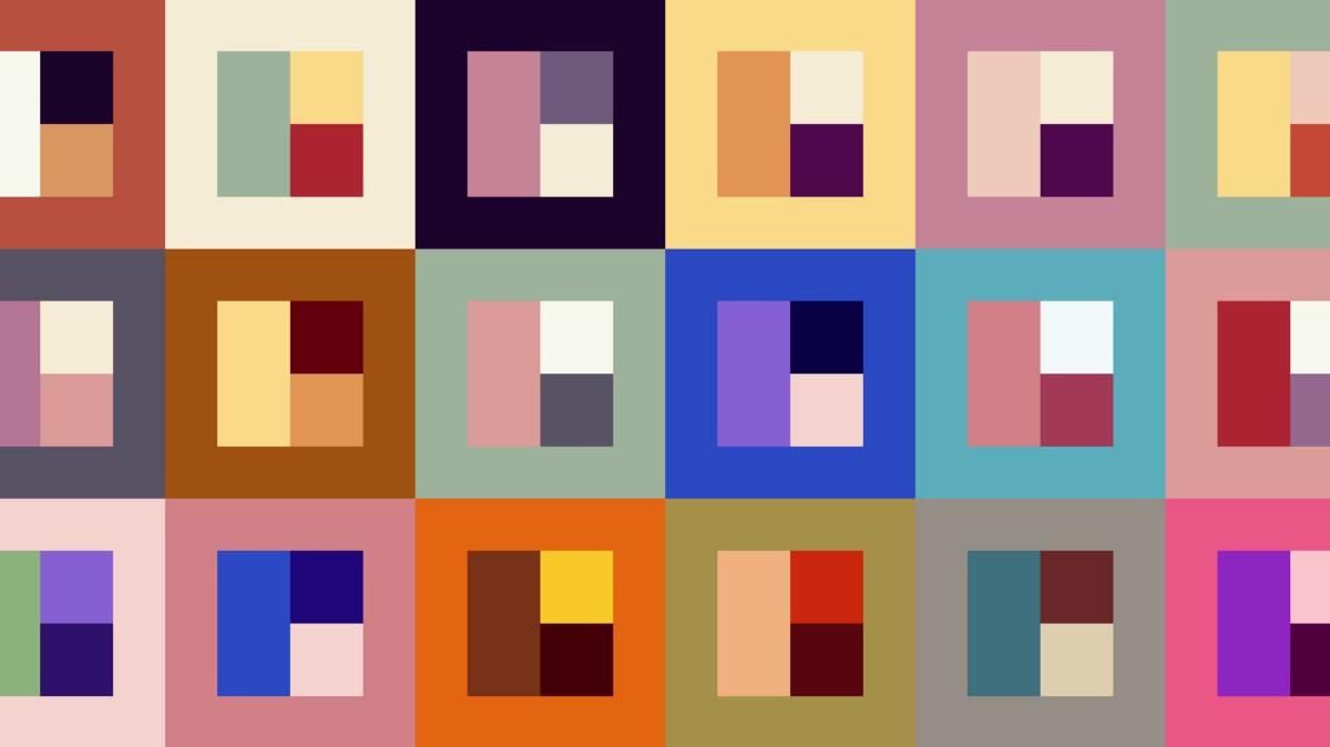 Basics of Colour Theory